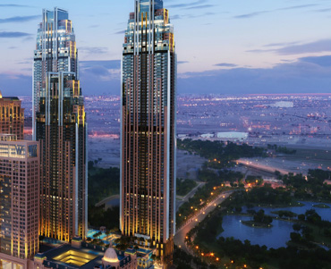 Al Habtoor City, Residence Collection