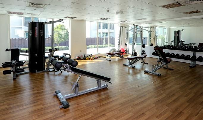 EOV_Fitness facilities