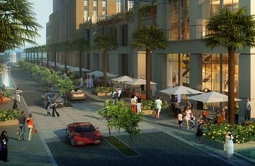 Khalaf Al Habtoor Boulevard