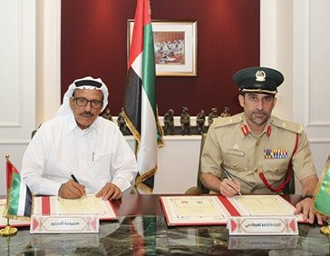 Al Habtoor Group Chairman Extends Dubai Police Benefits at Habtoor Hospitality