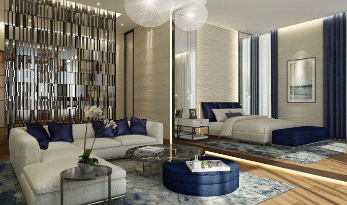 Duplex Penthouse Noora Tower