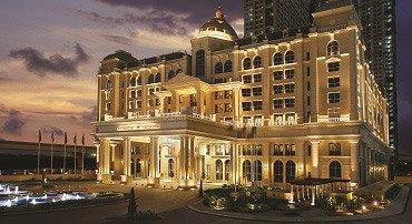 Three Distinct Hotels