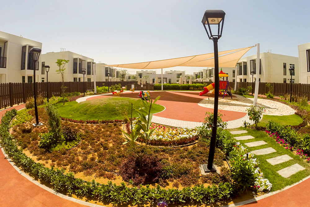 Emirates Oasis Villas