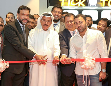 Khalaf Al Habtoor Inaugurates Premium AllDay Fresh Supermarket at The Residence Collection, Al Habtoor City