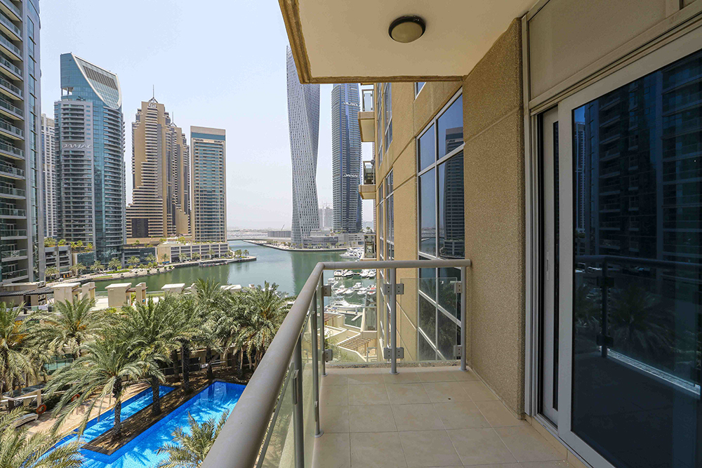 Al Habtoor Marina Tower