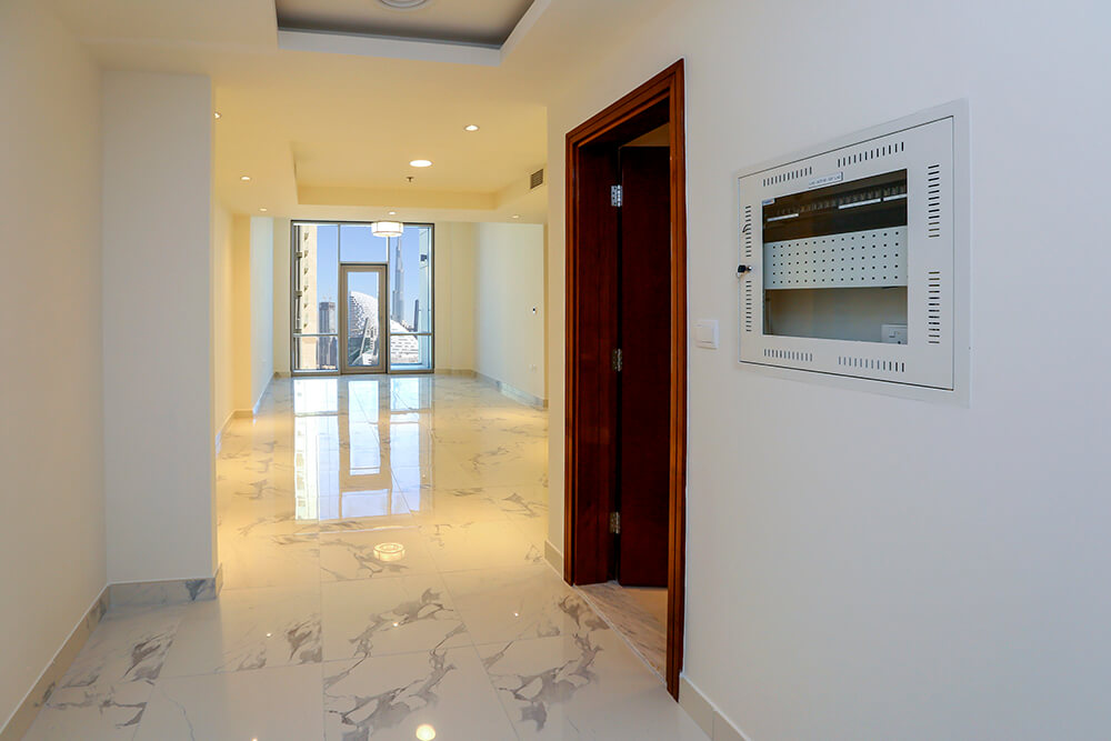 Al Habtoor City - Amna Tower 1BR - Unit 4006